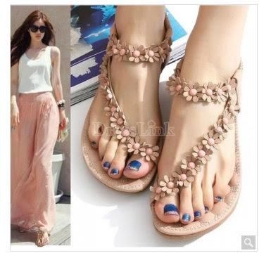 sandalki z dresslink