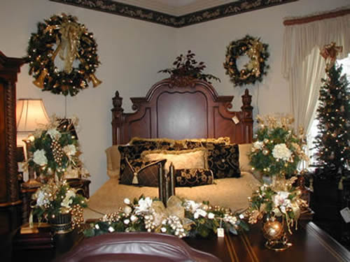 Little Girls Bedroom Bedroom Decor On Christmas
