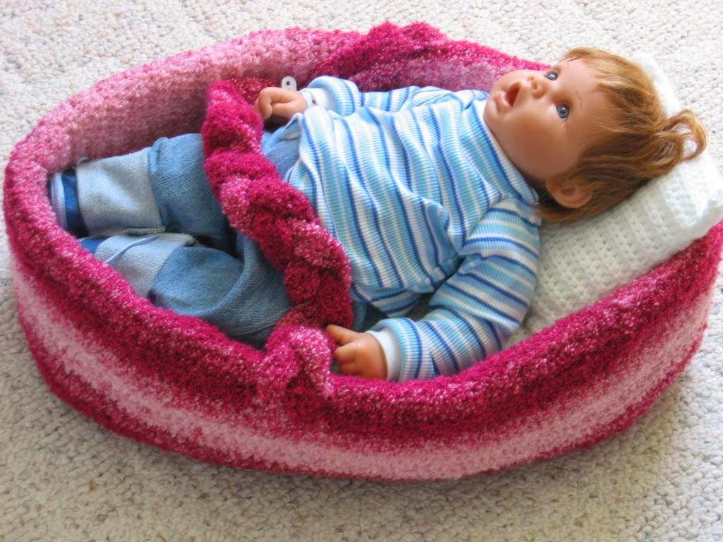 Crochet Pattern American Girl Doll : Donnas Crochet Designs Blog of Free Patterns: Baby Doll ...