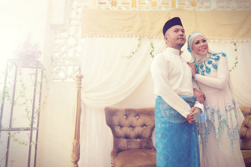 Majlis Pernikahan Hani Nur Zara - Anak Julie Dahlan dan Shamsul Akmar - Adik Hattan