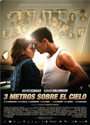 3metros sobre el cielo cartel 3 Metros Sobre el Cielo (2011) castellano DVDrip