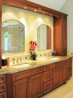 Tuscan Bathrooms Designs