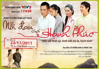 Phim Nỗi Đau Của Hạnh Phúc Trên Kênh VTV9 Online