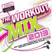 lancamento 2013 eletronica CD The Workout Mix 2013