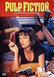 Filme Pulp Fiction Tempo De Violência Dublado AVI DVDRip