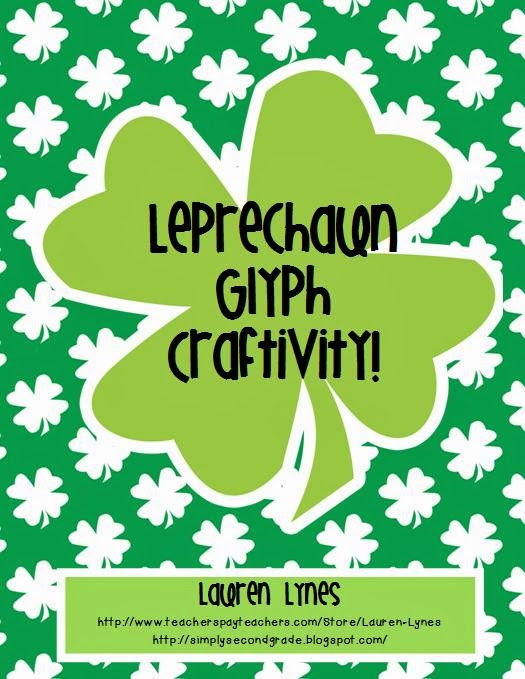 http://www.teacherspayteachers.com/Product/Leprechaun-Glyph-Craftivity-560003