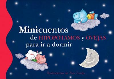 Minicuentos de hipopótamos y ovejas para dormir portada