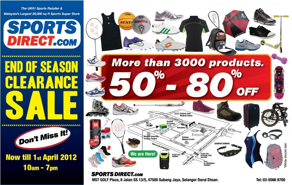 Sportdirect end of season clearance sale 26 march 1 april sportdirect end of season clearance sale 26 march 1 april sciox Choice Image