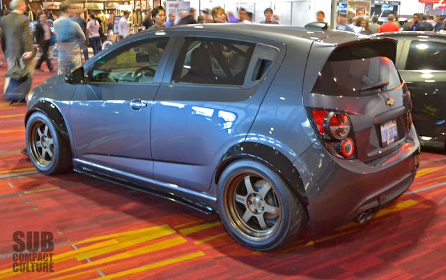 Chevrolet Sonic RS Import Tuner
