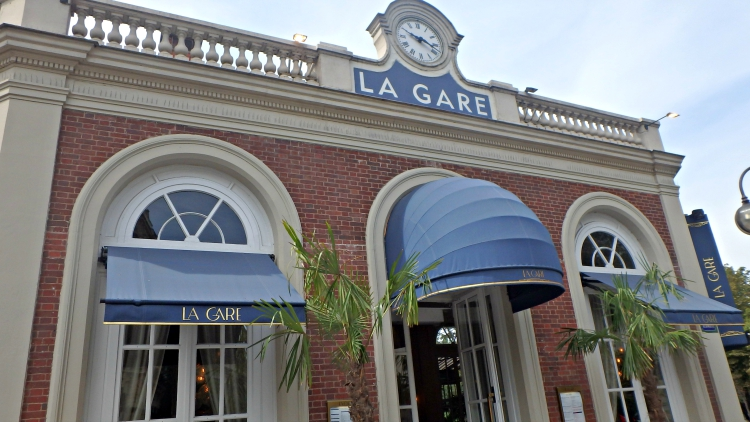 La Gare Paris Restaurant