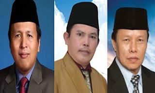Kemana Arah Dukungan Ahmadi Zubir di Pilwako Sungaipenuh?