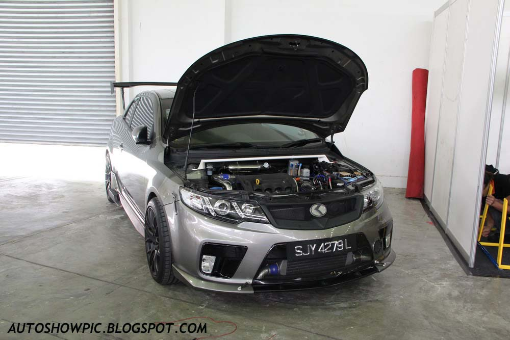 Modified Turbo Forte Koup