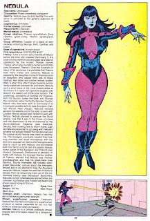 Nebula (ficha marvel comics)