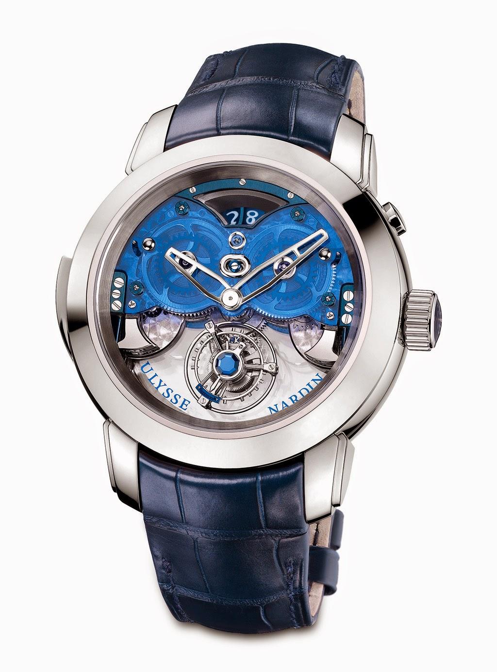 Ulysse Nardin - Imperial Blue Ulysse_Nardin_Imperial_Blue_front