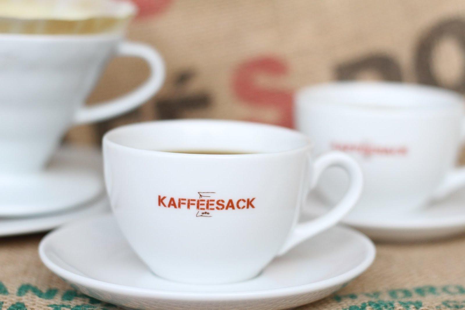 Bloggertreffen im Kaffeesack