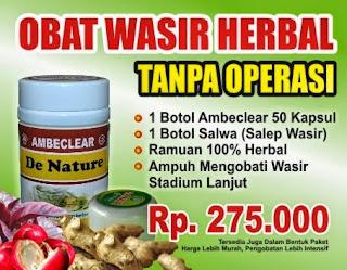 Obat Wasir Natural Care