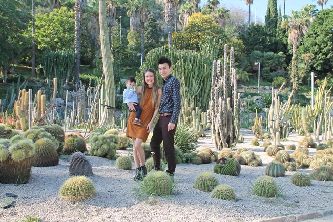 jardin cactus barcelona