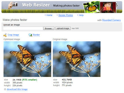 Online Image Optimizer That Can Speed Up Your Blog
