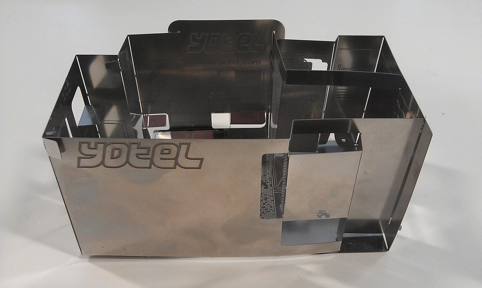 Yotel model room