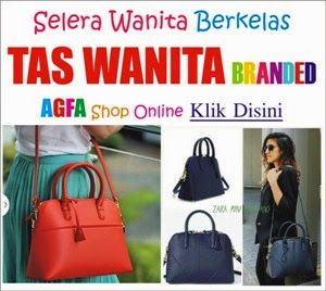 tas branded agfa shop