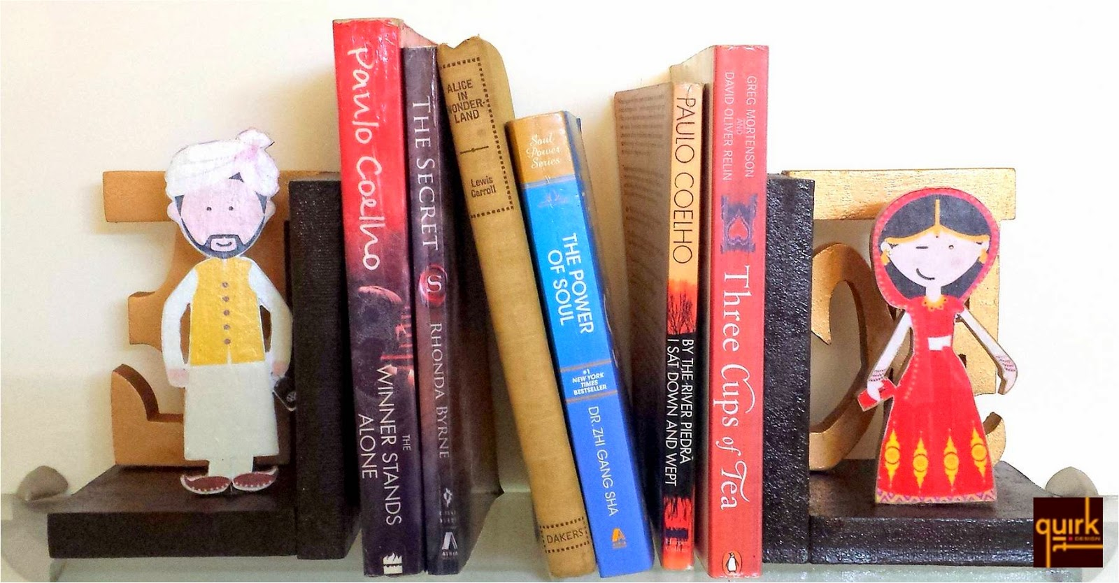 Quirk It Design_personalized book ends_DIY_Quirky_Home_Decor
