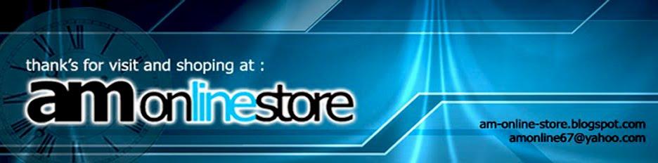 am online store