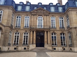 Pic of the British Ambassador's Residence in Paris