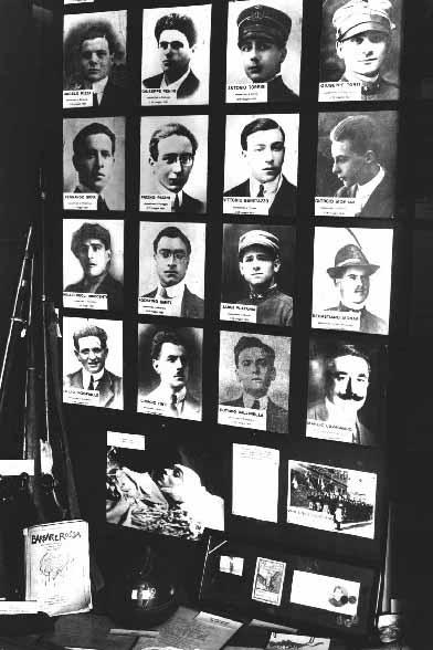 1937 MOSTRA DELLA RIVOLUZIONE FASCISTA