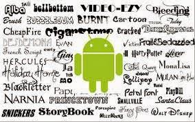 Change Font for Android KitKat + Lollipop [Tutorial Merubah Font]