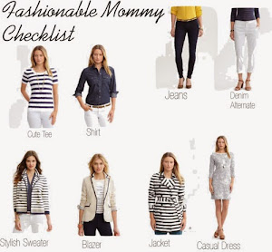 Chic Mommy Wardrobe Guide