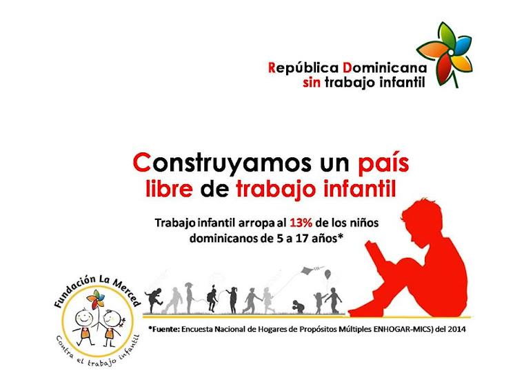Fundación La Merced - Contra el Trabajo Infantil