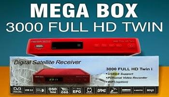 RECOVERY MEGABOX 3000 PARA VOLTAR AO ORIGINAL E USAR COM NOVAS TRANSFORMAÇÕES - 31/01/2016