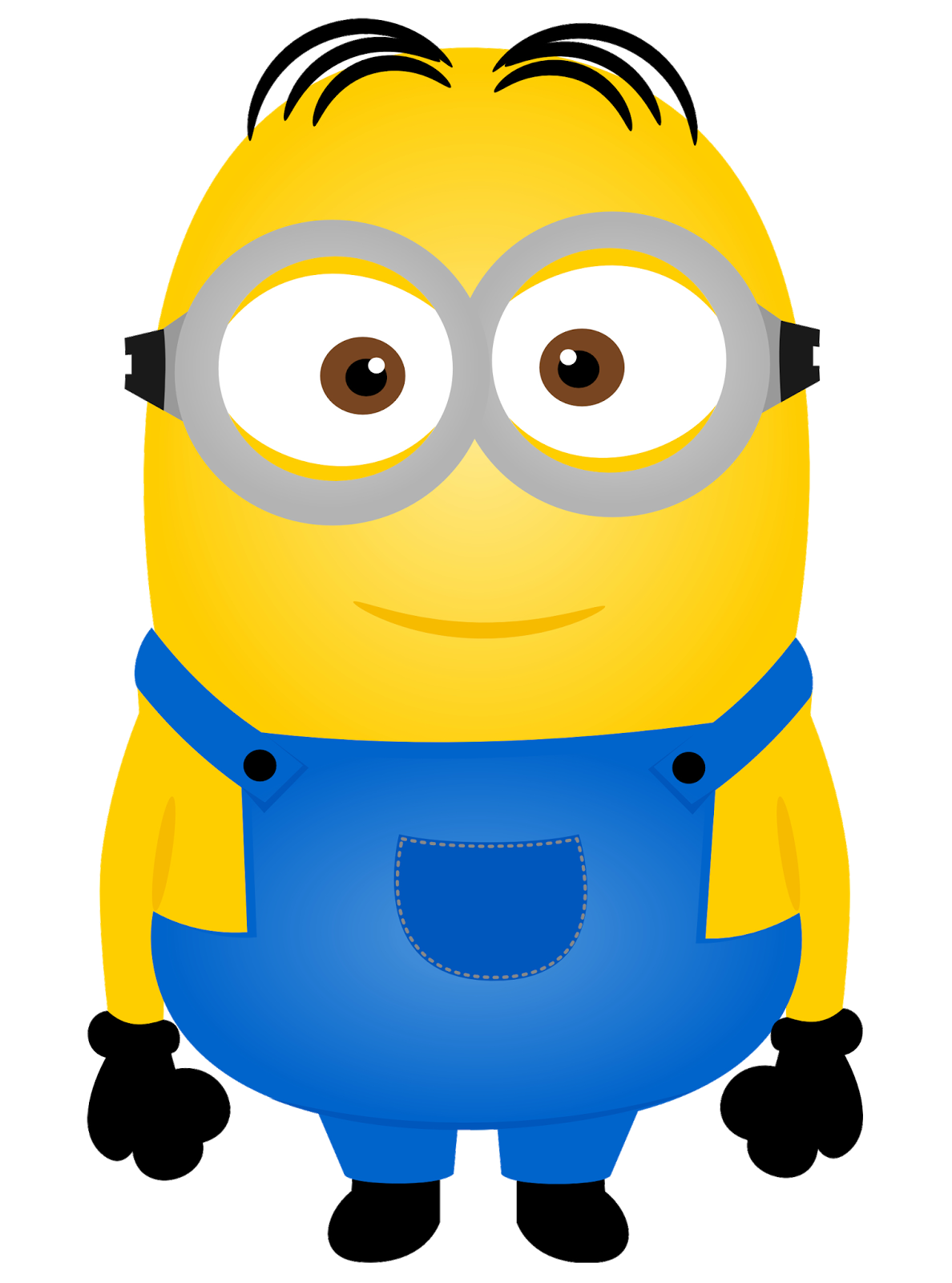 Minions Superheroes Clip Art. - Oh My Fiesta! for Geeks
