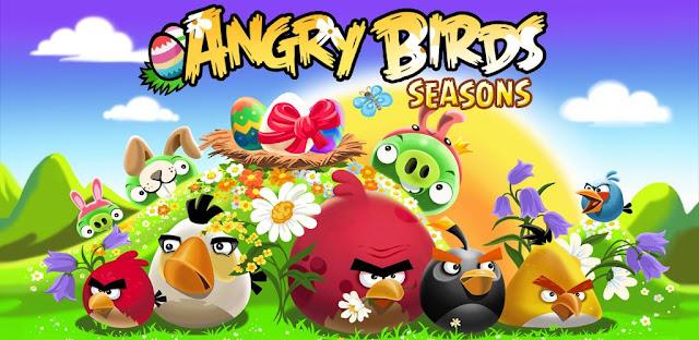 Angry Birds Seasons v5.2.5 Apk Mod [Ilimitado Bonus]