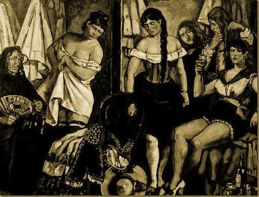 prostitutas siglo prostitutas en las palmas