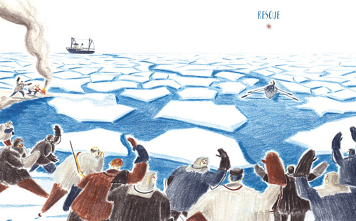 Creative Courage for Young Hearts 15 Emboldening Picture Books Celebrating the Lives of Great Artists, Writers, and Scientists - ERNEST SHACKLETON