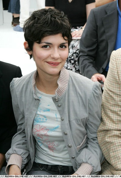 The Runway Muse.: Style icon: Audrey Tautou