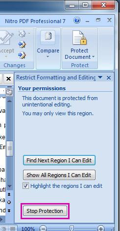 cara agar mw. word tidak bisa di edit 04