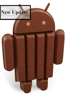 New Kitkat Update