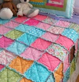 Artesanatos passo a passo linda colcha de patchwork - Hacer una colcha de patchwork ...