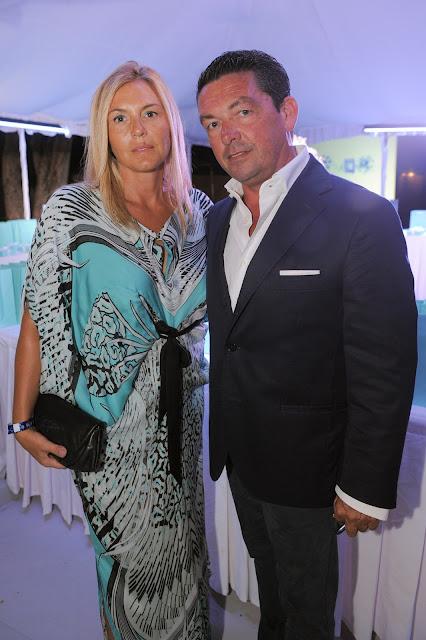 Francesca and Luca Travagliati.