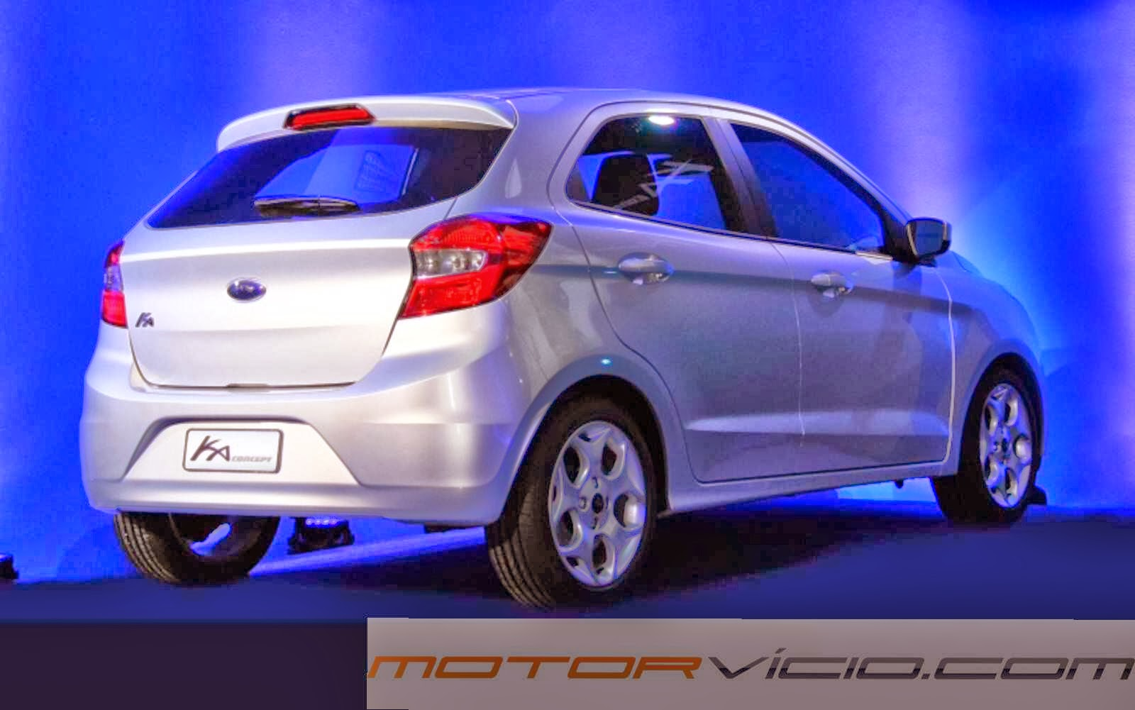 Chega O Novo Ford Ka 2014 No Brasil ~ Novo Ka Chega Em 2014: Fotos