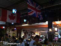 Buckaroo BBQ and Grill-Interior