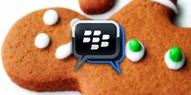 BBM Untuk Android 2.3 GingerBread