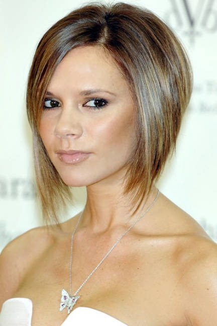 HAIR TREND Hair Styles for Face Type High Cheekbones