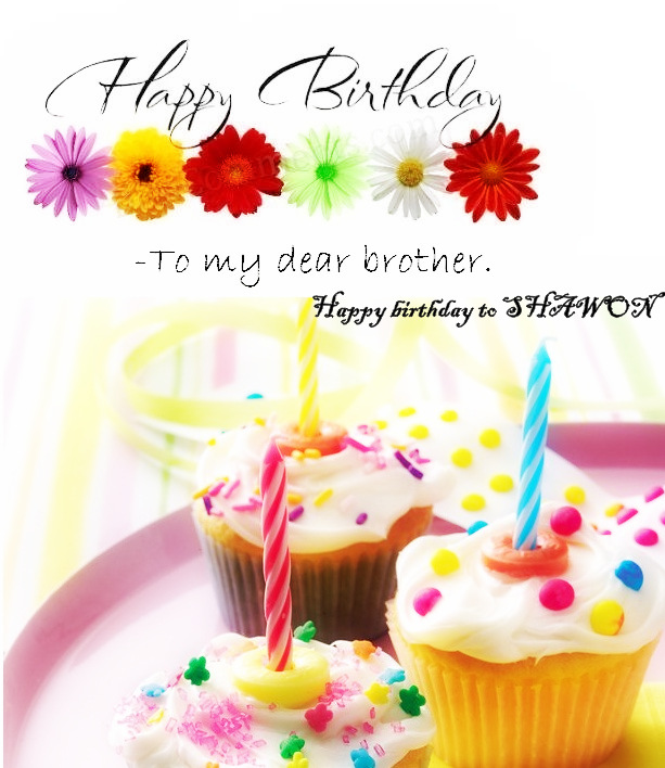 birthday essay for brother Happy birthday paragraph quotes - 1 may this day bring countless happiness and endless joy and live with peace and serenity happy birthday read more quotes and sayings about happy birthday paragraph.