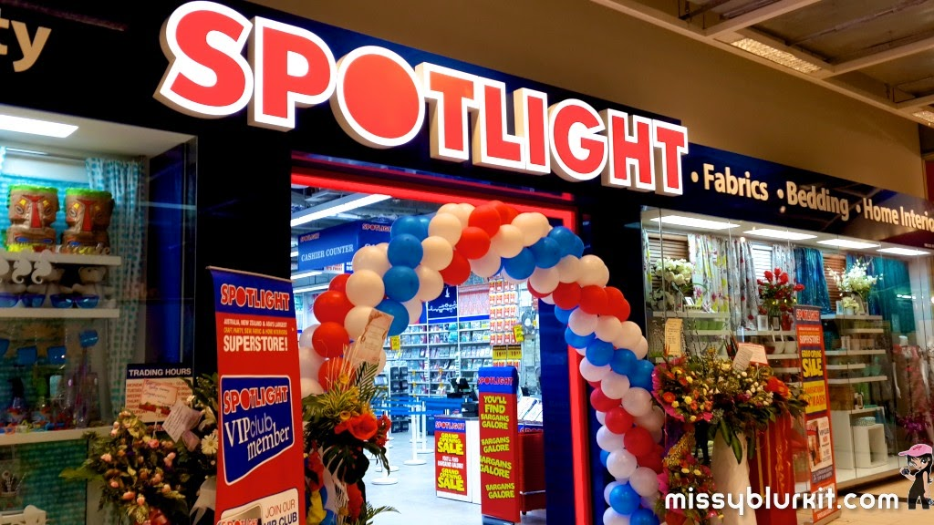 Spotlight Stores, IPC Shopping Centre, Mutiara Damansara, arts and crafts, Others, shopping, DIY,