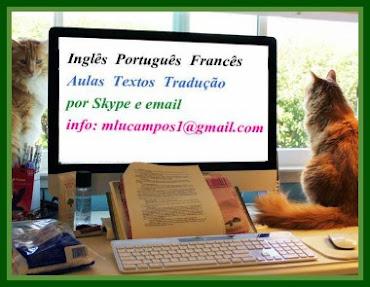 RECOMENDO - Lucia Campos - Assessoria em Idiomas