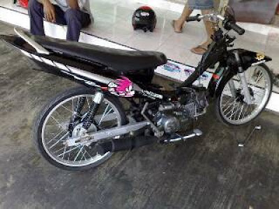 modif jupiter z drag race