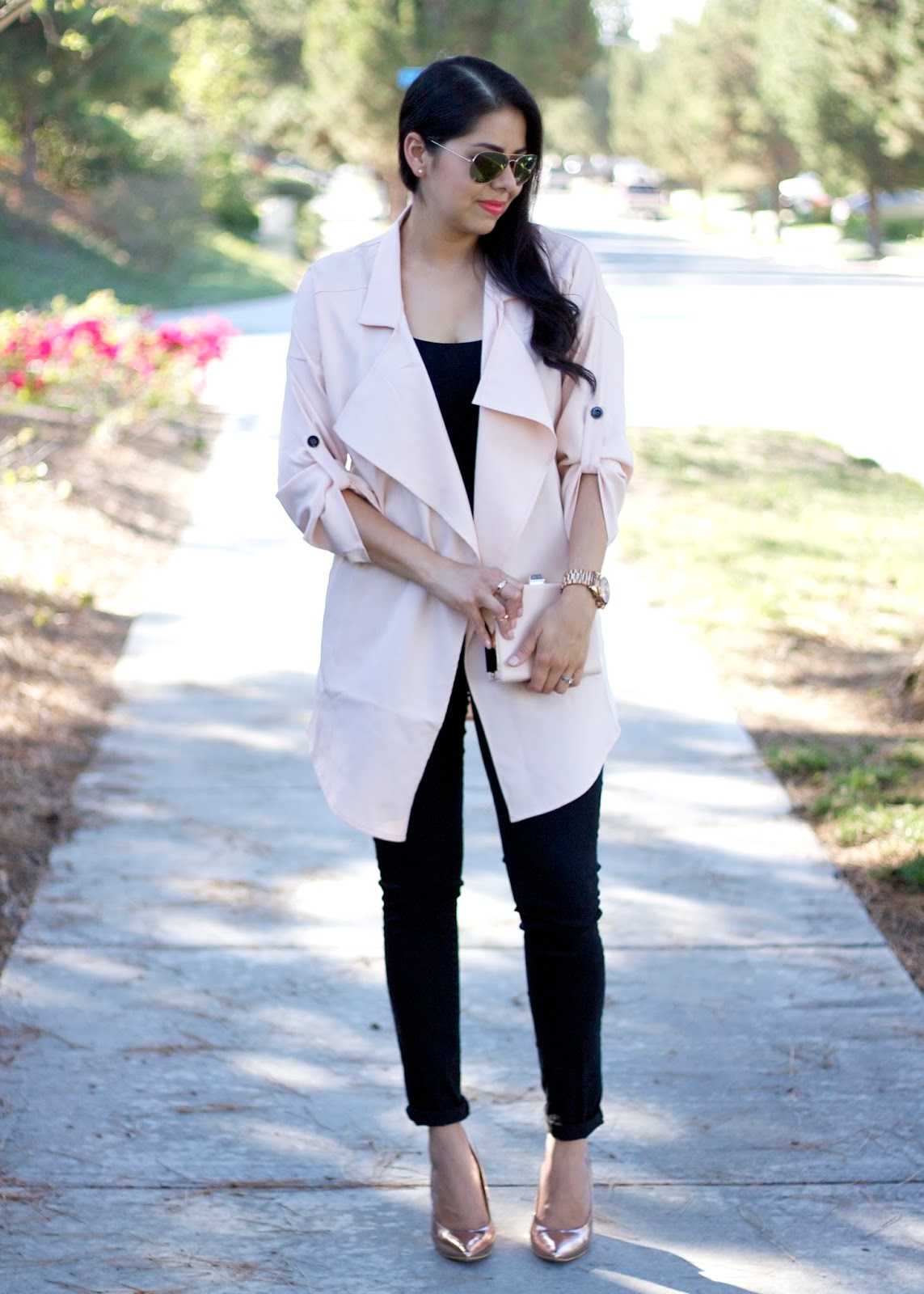 How to style a trench, chic look for SUmmer 2015, brunette blogger, mexican bloggers